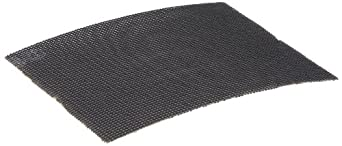 "Glit 23437 Large Mesh Sandscreen Floor Pad, Silicon Carbide, 5-1/2"" Length x 4-1/2"" Width, 180 Grit (Case of 50)"