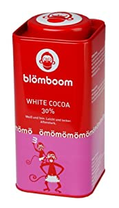 Blömboom Drums White Cocoa, 1er Pack (1 x 200 g)