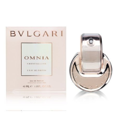 Bulgari Omnia Crystalline Edp Spray 1.3 OZ 'New' L'Eau De Parfum