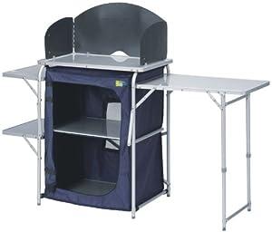 Campingküche mit mit Ablagefächern, ca.143x48x80, klein faltbar, ideal zum Campen oder fürs Vorzelt, Reiseküche  BaumarktKundenbewertung und Beschreibung