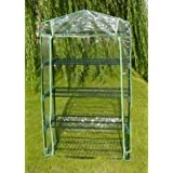 4 Tier Extra Wide Mini Greenhouseby Soneva