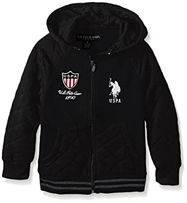 U.S. Polo Association Boys' Fleece Jacket