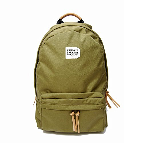 500D デイパック ベージュ 500D DAY PACK beige FREDRIK PACKERS