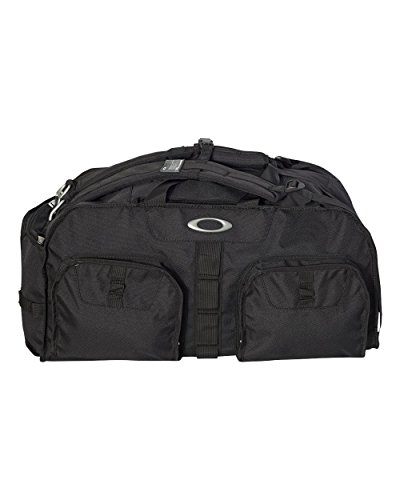 Oakley Men's Dry Goods Duffel-001 Bag, Black, One Size (Oakley Oakley Dry Goods Pack compare prices)