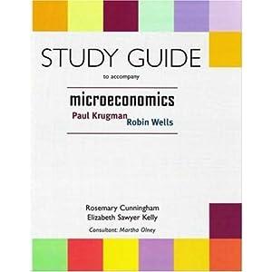 Microeconomics Study Guide - Rosemary Cunningham
