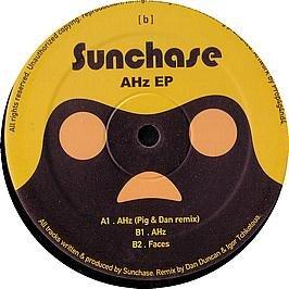 Sunchase - Ahz EP