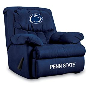 NCAA Penn State Nittany Lions Home Team Microfiber Recliner by Imperial