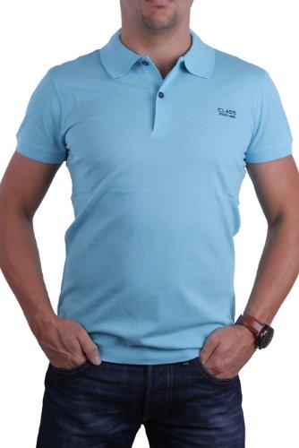 roberto-cavalli-classe-slim-fit-petrolio-1o-polo-maglietta-uomoturchese-blu-turchese-xl