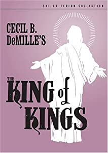 "Cover of ""The King of Kings - Criterion C..."