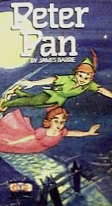 Barrie james m peter pan