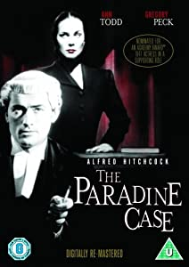 The Paradine Case [DVD]