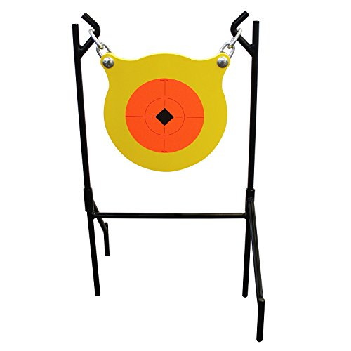 Birchwood Casey World of Targets Boomslang AR500 Gong Center