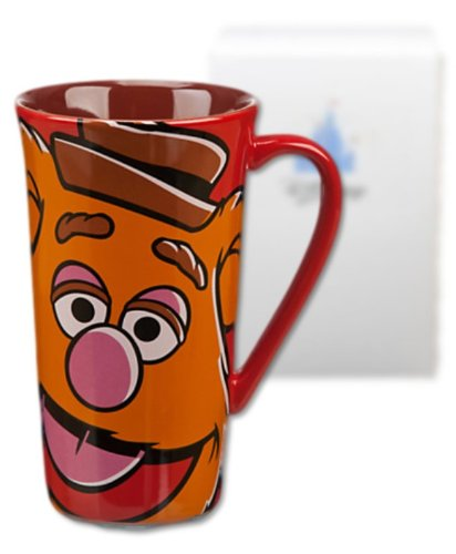 Disneys Muppets Most Wanted Fozzie Mug - Limited Availability