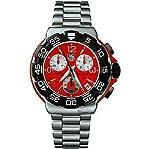 TAG Heuer Men's CAC1112.BA0850 Formula 1 Chronograph Watch