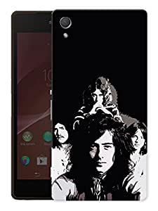 "Lovely Led Zeppelin Printed Designer Mobile Back Cover For ""Sony Xperia Z3"" (3D, Matte, Premium Quality Snap On Case)"