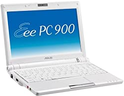 ASUS EeePC 8.9インチ シャイニーホワイト EEEPC900-WF004X