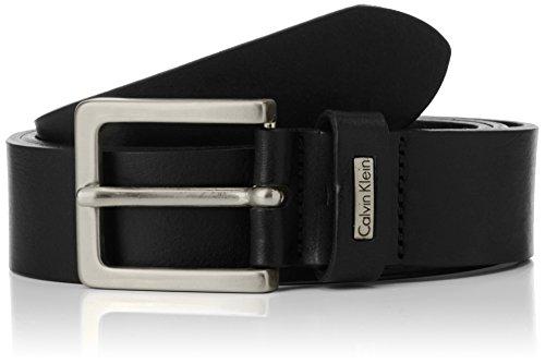 Calvin Klein - Cintura Mino Belt 3, Uomo, Black, 100