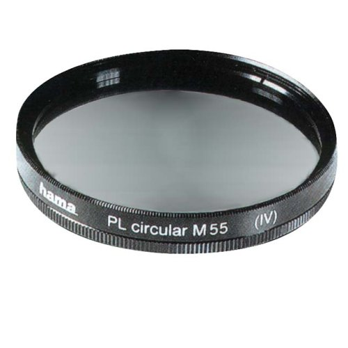 Hama Circular Polarizer Filter 58mm (Coated Both 