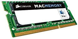 Corsair Apple Certified 8 GB DDR3 1600MHz (PC3 12800) Laptop Memory 1.35V
