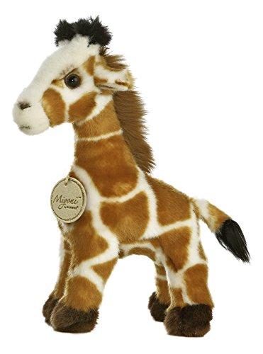 """Aurora World Miyoni Giraffe Plush, 8"""""""