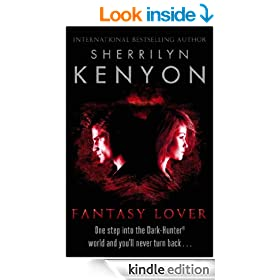 Fantasy Lover (Dark-Hunter World Book 1)