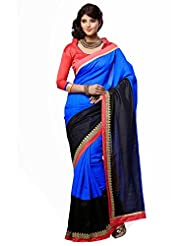 Indian Ethnic Saree Fabulous Dual Colored Manipuri Silk Saree By Triveni