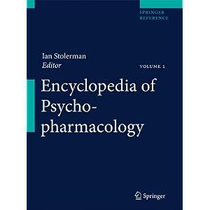 Encyclopedia of Psychopharmacology 41TDNWK9jDL._SL500_AA300_