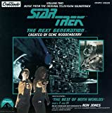 """echange, troc Various Artists - Star Trek: The Next Generation, Volume Two: Music From The Original Television Soundtrack. From The Episodes """"The Best Of Both"""