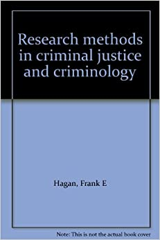 Criminal Justice Research Process And Terminology