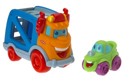 Wheel Pals: Haulin' Harry And Zippy