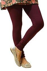 Purple Leggings L With NARA
