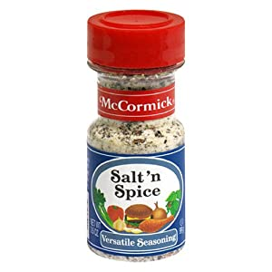 is salt a herb or spice