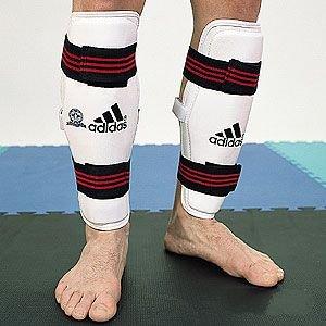 Adidas WTF TaeKwonDo Forearm Protector - Large (Adidas Taekwondo Sparring Gear compare prices)