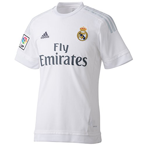 <p>Camiseta adidas 'Real'<br /><br />Modelo: S12652 REAL H JSY<br /><br />100% poliéster</p>