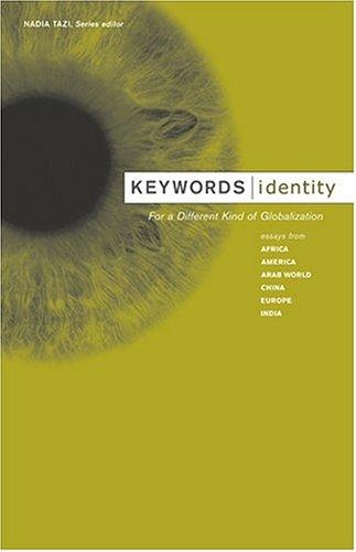 Keywords: Identity
