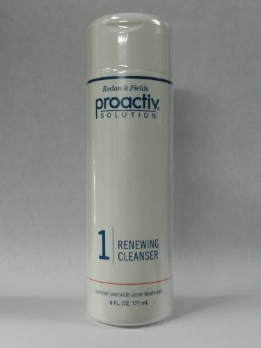 Proactiv Solution Advanced Micro Crystal Forumula Renewing Cleanser (6 Oz)