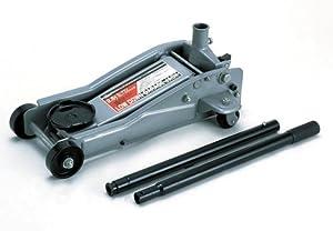 Meltec [ メルテック ] 2.5tローダウンガレージジャッキ(油圧式) [品番] F-71