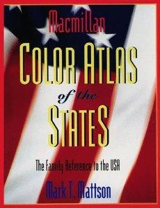 MacMillan Color Atlas of the States PDF