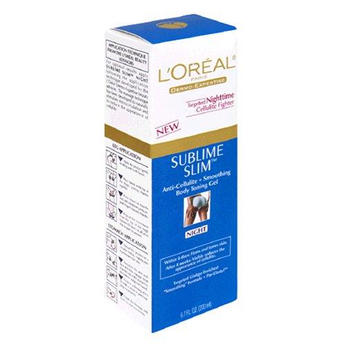 L'Oréal Sublime Slim Anti-Cellulite et lissage