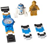 "LEGO Kids 9001178 ""Star Wars"" C-3PO and R2-D2 Bundle Pack with Watch and Two Mini-Figures"