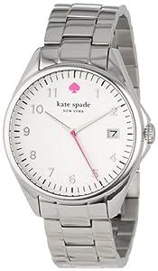 "kate spade new york Women's 1YRU0029 ""Seaport"" Stainless Steel Watch"