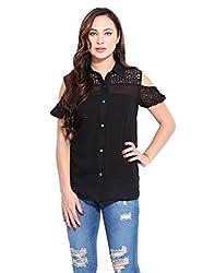 Ceylin Lace Shirt Large