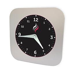 Smoke Alarm Clock by thumbsUp!