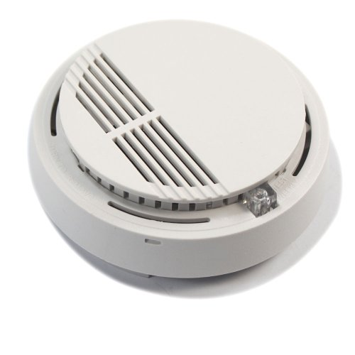 Wireless Smoke Detector Fire Alarm Home Security System Air-Alarm System