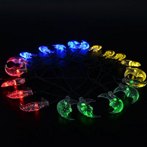 Solar Pendant String Lights (20 count) - Threshold DealTrend