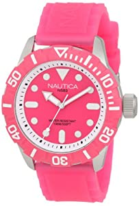 Nautica Men's N09607G South Beach Jelly NSR - 100  Watch
