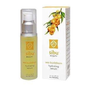 Sibu Beauty: Sea Buckthorn Hydrating Serum, 1 oz (8 pack)