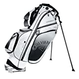 Callaway 2011 Warbird X-Treme Stand Bag (White)
