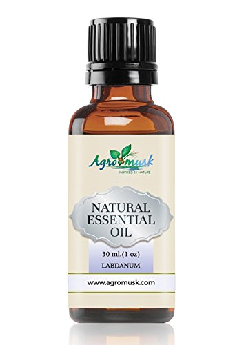 Labdanum Essential Oil Pure Therapeutic Grade 30ml By Agromusk