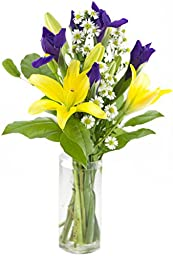 Peace Seeker Bouquet - With Vase